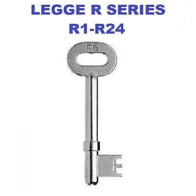 Legge R Series Key 2 Lever Mortice Door Lock Static Caravan Series R1 to R24