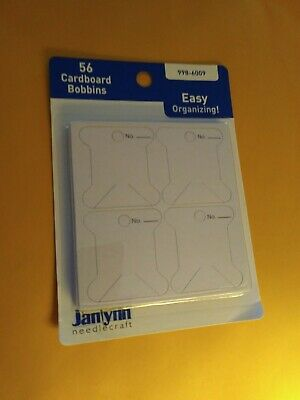 Magnifier Winder Bobbins Cards /& Orn Kit Janlynn CS Accessories BUNDLE Cutter