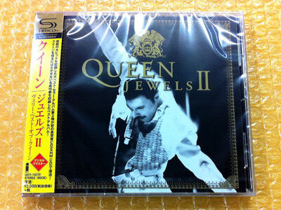 QUEEN - JEWELS II ; very rare Japan-only Super High Material CD ; New & Sealed