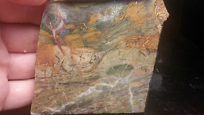"MINERAL°°-Museum Agate Jasper  Brecciated FROM SICILY ""Top grade Collector"