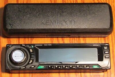 CLARION RAX530D STEREO FACEPLATE ONLY! DCP115