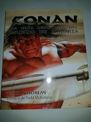 Conan the Guide Ultimate Album Giant Condition Good See More Items