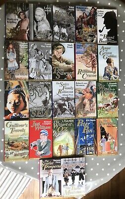 The Children's Golden Library Classic Book Collection 22 Children's Classics HB
