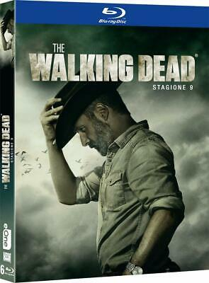 The Walking Dead 9 - La Nona Stagione Completa (4 Blu-Ray) Serie Tv Horror Cult