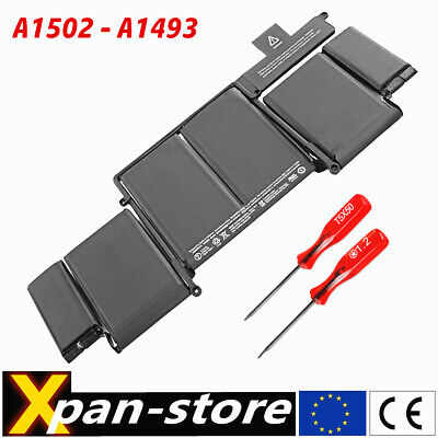 A1493 A1582 battery for Apple MacBook Pro 13 A1502 Retina 2013 2014