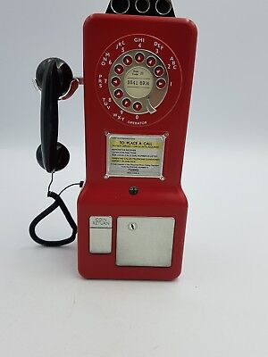 1950/'s Payphone Red