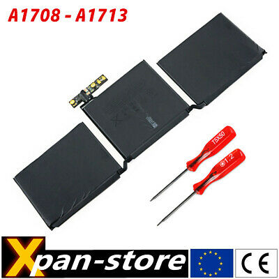 battery A1713 for Apple MacBook pro 13 A1708 2016 2017 year Touch Bar batterie