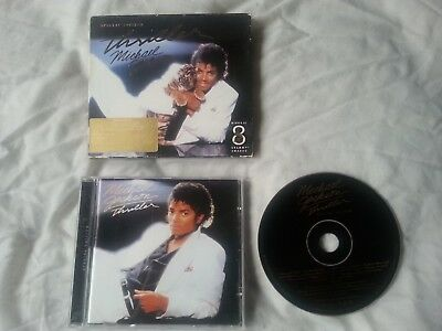 Michael Jackson Thriller Special Edition CD Album