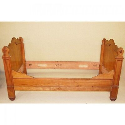French pine wall bed  Ref a8271