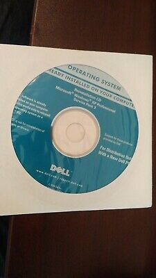 dell windows xp professional sp3 installation cd