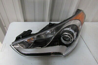 2012 2013 2014 2015 2016 2017 Veloster Oem Left Projector Style Headlight T1