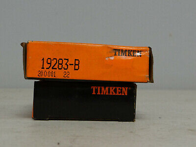 Timken 19283-B Tapered Roller Bearing, Single Flanged Cup