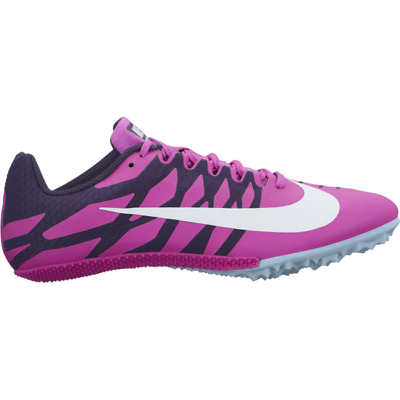 NIKE WOMEN ZOOM Rival S 9 Sprint Track Spikes 907565 505
