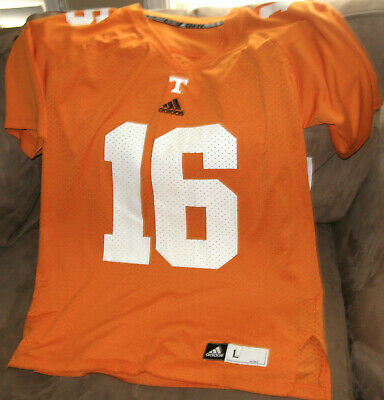 967df09eef4 Tennessee Volunteers NCAA Adidas Game Weight Peyton Manning Tennessee Jersey !