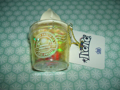 Rare Contemporary Cased Ice Cream Cold Sweets erasers rubbers gommes