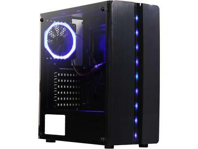 AMD Ryzen 2600 Gaming PC Nvidia GTX 1660 16GB DDR4 3000 250GB SSD + 500GB HDD