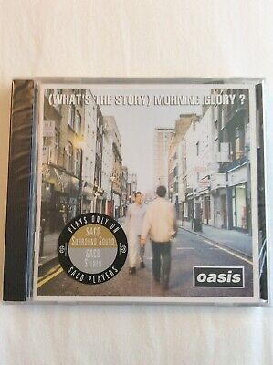 Oasis Whats The Story Morning Glory SACD New And Sealed