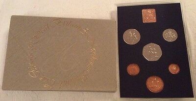 Royal Mint 1976 Proof 6 Coin Set Great Britain & N I.                     (209)