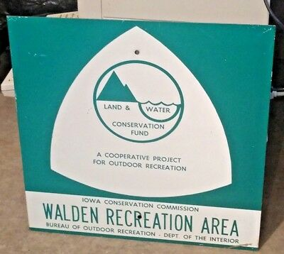 Walden Recreation Area - Iowa Government Land & Water Conservation Fish Camp IA
