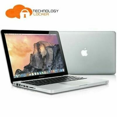 "Apple MacBook Pro A1278 13.3"" Mid 2012 Intel Core i5 @2.50GHz 4GB 500GB Yosemite"