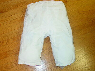 Mens 3XLT Adidas Pweb Compression Shorts Basketball Football White xxxl Powerweb