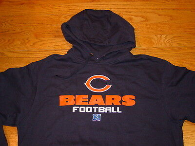 Discount NFL CHICAGO BEARS Football Crew Neck Sweatshirt Mens Sizes Nwt  for cheap