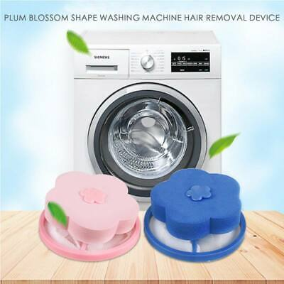 10pc Floating Laundry Lint Pet Fur Catcher Pet Hair Remover For Washing Machine