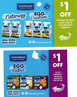 save on NATUREGG EGG CREATIONS EGGBAKES QUICHES PATTIES + Bonus [Canada]