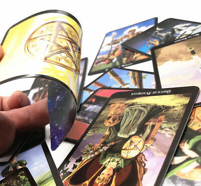 Witches Tarot Deck 78 Cards Enter The World of the witch Divination Board Game