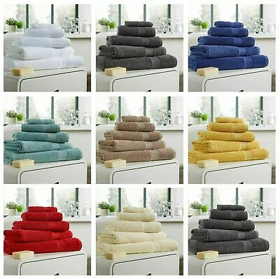 Luxury Towels 500 gsm Egyptian Cotton Super Soft Hand Bath Towel Sheet