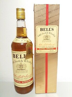 Bell's Extra Special 1980s Gift Box