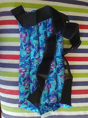 Mochila medicinal - Spine / Back Pack with Herbs for Temporary Pain Relief