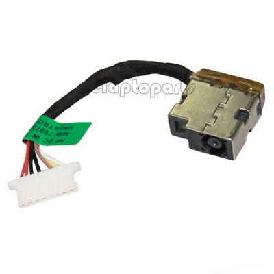 HP 15-CR0037WM 15-CR0053WM POWER AUDIO BOARD WITH CABLE L20828-001 L20814-001