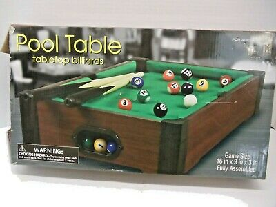 Pleasing Westminster Tabletop Billiards Pool Table Accessories Felt Top Nice Condition Download Free Architecture Designs Scobabritishbridgeorg