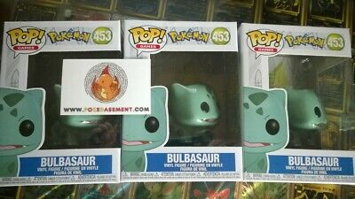 Funko Pop Bulbizarre / Bulbasaur - Pop Pokemon 453 (boite abi.)