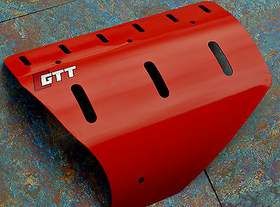 Gtt A500 Abarth Fiat 500 Stainless Steel Turbo Heatshield Cover Engine