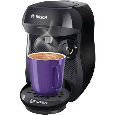 Machine à capsules Bosch Haushalt Happy TAS1002 noir 1 pc(s)