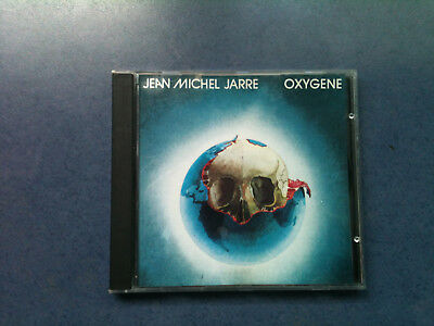 Jean Michel Jarre - OXYGENE - CD France 1976 - 1 Press / TOP - ZUSTAND !!!