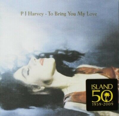 Cd To Bring You My Love Harvey P.j.