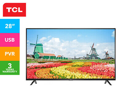TCL 28-Inch HD LED LCD TV w/ USB Recording