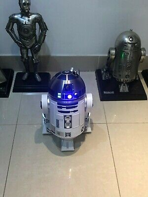 Deagostini build R2D2 Complete and fully functional with all 100 Mags & Binders