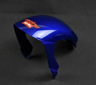 New Genuine Aprilia Sr 50 '97-04/ 125-150 '99-01, Front Mudguard, Blue Ap8226651