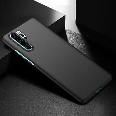 For Huawei P30 Shockproof Clear Soft TPU Silicone Case Cover Frosted outer Case