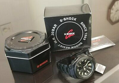 New In Box Casio G-Shock Tough Solar Multi-Function Men's Watch Gsts130Bd-1A