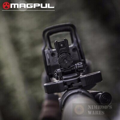 Magpul MBUS Pro LR Long-Range Adjustable REAR Sight MAG527 FAST SHIP