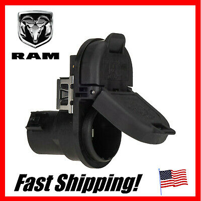 new jeep dodge ram mopar 0em replacement 7 pin & 4 pole trailer wiring plug