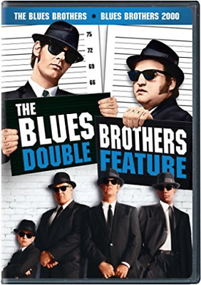 Blues Brothers Double Featu...-Blues Brothers Double Feature (2Pc) / (Sn Dvd New