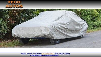 Premium Outdoor Car Cover Waterproof Galactic Rover P6 Saloon