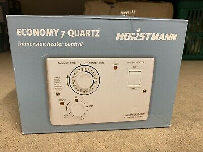 Horstmann ECONOMY7 Immersion Multi Building Supplies Thermostats ...