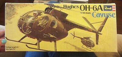 OH-6A HUGHES CAYUSE RARE Service repairs parts manuals